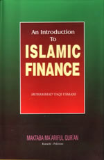 Introduction to Islamic Finance