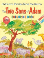 Children's Stories from the Quran - Two Sons of Adam, Coloring book (Saniyasnain Khan)