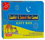 Zaahir & Jamel the Camel Gift Box (Fawzia Gilani-Williams and Amatullah Al-Marwani)