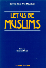 Let us be Muslims (UK print)