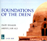 Foundations of the Deen (5 CDs)