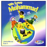 We Love Muhammad (Audio CD)