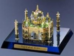 Crystal Model: Taj Mahal (Small)