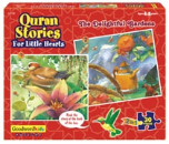 Quran Stories for Little Hearts Puzzle: The Delightful Gardens (Box of 2 puzzles)