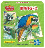 Allah Made Them All Puzzle: Birds 2 (Box of 3 puzzles)