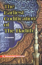 The Earliest Codification of Hadith