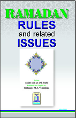 Ramadan Rules and Related Issues