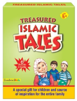 Treasured Islamic Tales - 6 books (Fawzia Gilani Williams and Hediyah Al Amin)