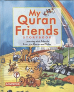 My Quran Friends Storybook (Saniyasnain Khan)