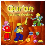 Quran for Little Muslims 1 (Audio CD)