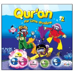 Quran for Little Muslims 2 (Audio CD)