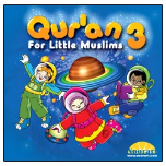 Quran for Little Muslims 3 (Audio CD)