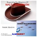 Responding to Allegations of Male Chauvinism and Leadership Role 2 Audio CDs (Yasir Qadhi)